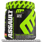 ASSAULT - Pre-entrenador hardcore. MusclePharm - 40.000 mg de potentes ingredientes activos por dosis!