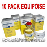 Equipoise 50 - 10 Frascos 50 ml x 50 mg Super Pack Especial