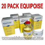 Equipoise 50 - 20 Frascos 50 ml x 50 mg Super Pack Especial
