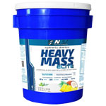Heavy Mass Elite 10 lbs - Ganador de Masa y Volumen Muscular. NST