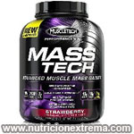 Mass-Tech Performance Series 7 Lbs - Ganador de Masa y Peso. Muscletech - Mass-Tech  es el ganador de peso más innovador actualmente disponible,