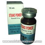 Stano Strong 100 - Stanozolol Winstrol 100mg 10ml. Strong Power Lab. - Excelente sustancia para definición y rayado