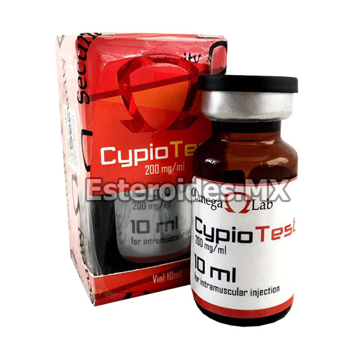 Cypionato de testosterona 200 mg / 10 ml