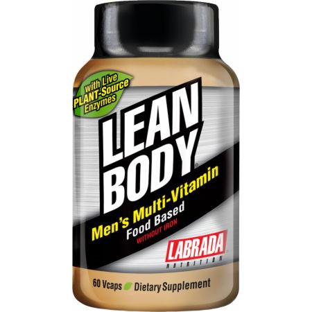 Leanbody Multivitamin for Mens - Multivitaminico Natural