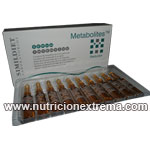 Metabolites 20 Ampolletas 2ml 1ra calidad SimilDiet