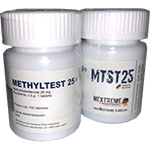 Methyltest 25 - Methyltestosterona 25 mg x 100 tabs. Nextreme Labs