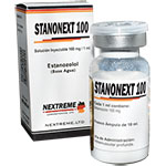 Stanonext 100 - Winstrol-Estanozolol 100mg x 10ml Base Agua. NEXTREME LTD