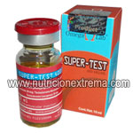 Super-Test 400 - Omega Lab - Testosterona 400 mg