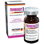 Trembonext 3 - Triple Trembolona 200 mg. NEXTREME LTD