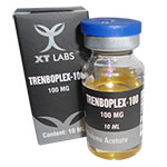 Trenboplex 100 - Trembolona 100 mg / 10 ml.  XT LABS Original