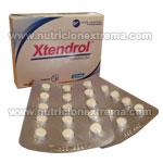 Xtendrol Oxandrolona 2.5mg Es un esteroide derivado de la testosterona