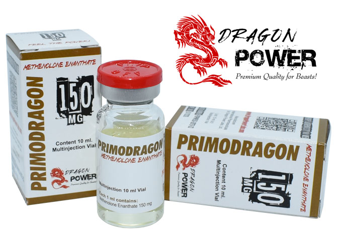 PrimoDragon 150 mg - Primobolan 150 mg x 10 ml. Dragon Power